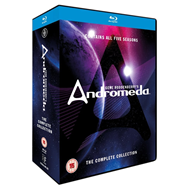 Andromeda - The Complete Collection (UK-import) (BLU-RAY)