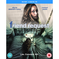 Friend Request (UK-import) (BLU-RAY)