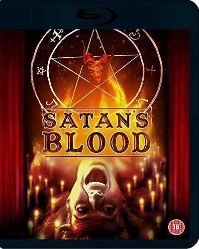 Satan's Blood (UK-import) (BLU-RAY)