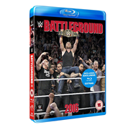 WWE: Battleground 2016 (UK-import) (BLU-RAY)