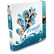Free! Eternal Summer - Collector's Edition (UK-import) (BLU-RAY)