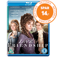 Love & Friendship (UK-import) (BLU-RAY)