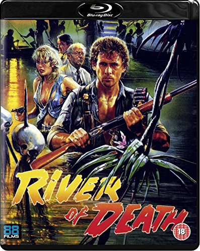 River Of Death (UK-import) (BLU-RAY)