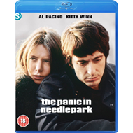 The Panic In Needle Park (UK-import) (BLU-RAY)