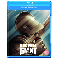 Produktbilde for The Iron Giant - Signature Edition (UK-import) (BLU-RAY)