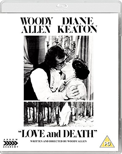 Love & Death (UK-import) (BLU-RAY)