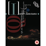 Inner Sanctums - Quay Brothers: The Collected Animated Films 1979 - 2013 (UK-import) (BLU-RAY)