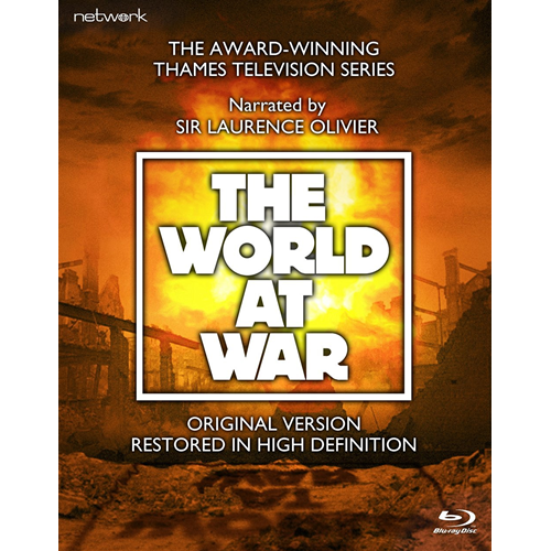 The World At War - Original Aspect Ratio Version Restored (UK-import) (BLU-RAY)