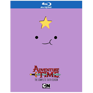 Adventure Time - Sesong 6 (BLU-RAY)