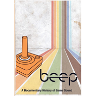 Beep: Documentary History Of Game Sound (UK-import) (BLU-RAY)
