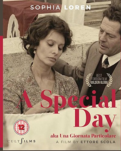 A Special Day (UK-import) (BLU-RAY)