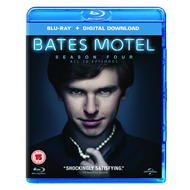 Bates Motel - Sesong 4 (UK-import) (BLU-RAY)