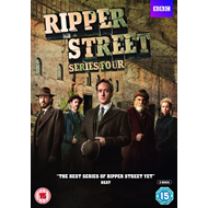 Ripper Street - Sesong 4 (UK-import) (BLU-RAY)