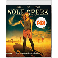 Produktbilde for Wolf Creek - Sesong 1 (UK-import) (BLU-RAY)