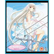 Chobits - The Complete Collection (UK-import) (BLU-RAY)