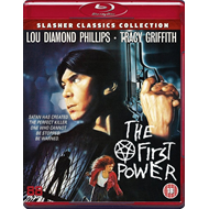 The First Power (UK-import) (BLU-RAY)