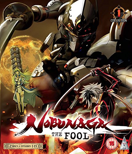 Nobunaga The Fool - Collection 1 (UK-import) (BLU-RAY)