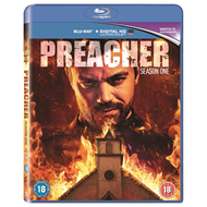Preacher - Sesong 1 (UK-import) (BLU-RAY)
