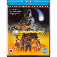 Solar Warriors (UK-import) (BLU-RAY)