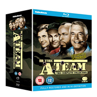 Produktbilde for The A-Team - The Complete Series (UK-import) (BLU-RAY)