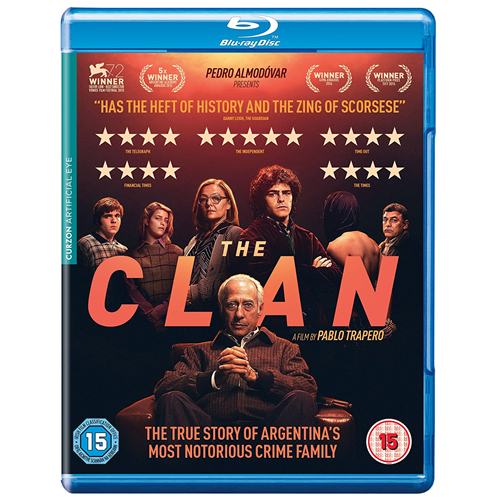 The Clan (UK-import) (BLU-RAY)