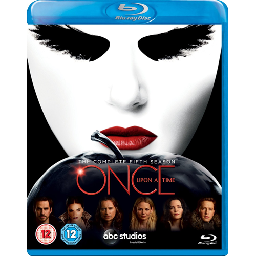 Once Upon A Time - Sesong 5 (UK-import) (BLU-RAY)