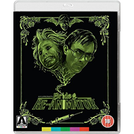 Produktbilde for Bride Of Re-Animator (UK-import) (Blu-ray + DVD)