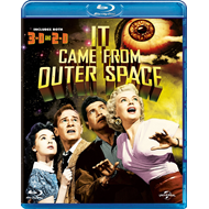It Came From Outer Space (UK-import) (Blu-ray 3D + Blu-ray)