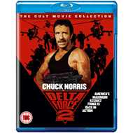 Produktbilde for Delta Force 2 (UK-import) (BLU-RAY)