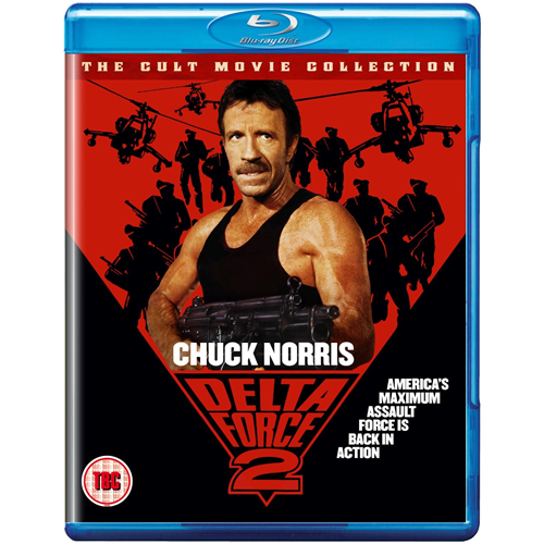 Delta Force 2 (UK-import) (BLU-RAY)
