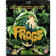 Frogs (UK-import) (BLU-RAY)