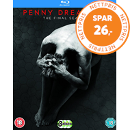 Produktbilde for Penny Dreadful - Sesong 3 (UK-import) (BLU-RAY)