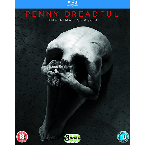 Penny Dreadful - Sesong 3 (UK-import) (BLU-RAY)