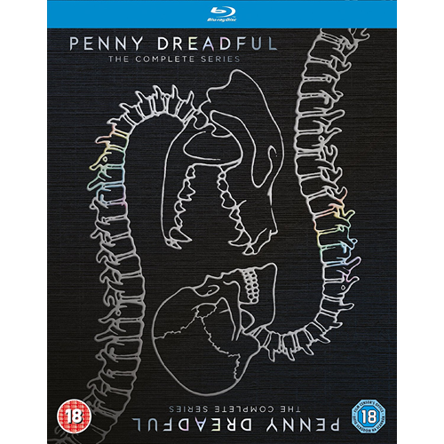 Penny Dreadful - The Complete Series (UK-import) (BLU-RAY)