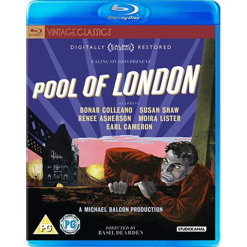 Pool Of London (UK-import) (BLU-RAY)