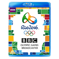 Rio 2016 Olympic Games (UK-import) (BLU-RAY)