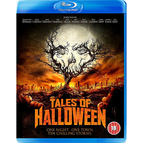 Tales Of Halloween (UK-import) (BLU-RAY)