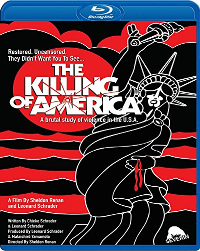 The Killing Of America (UK-import) (BLU-RAY)