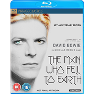 Produktbilde for The Man Who Fell To Earth - 40th Anniversary Edition (UK-import) (BLU-RAY)