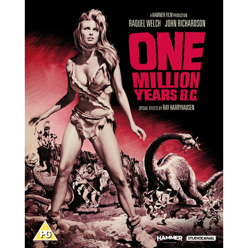 One Million Years B.C. (UK-import) (BLU-RAY)