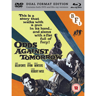 Produktbilde for Odds Against Tomorrow (UK-import) (Blu-ray + DVD)