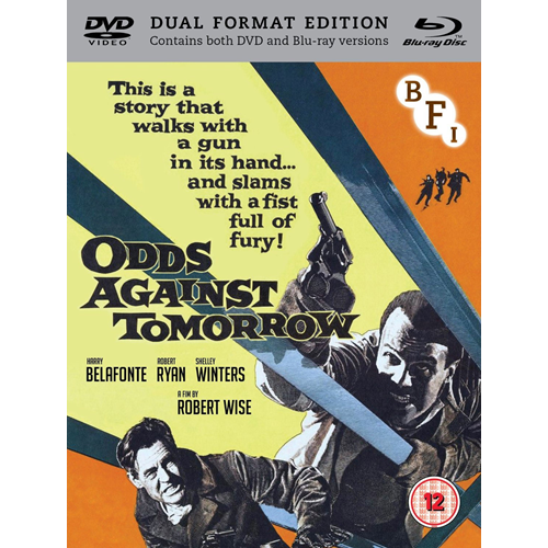 Odds Against Tomorrow (UK-import) (Blu-ray + DVD)