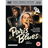 Paris Blues (UK-import) (Blu-ray + DVD)