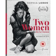 Two Women (UK-import) (BLU-RAY)