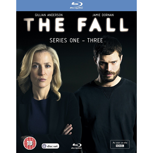 The Fall - Sesong 1 - 3 (UK-import) (BLU-RAY)