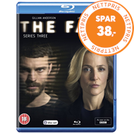 Produktbilde for The Fall - Sesong 3 (UK-import) (BLU-RAY)