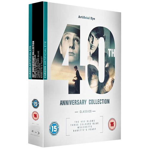 Artificial Eye 40th Anniversary Collection - Classics (UK-import) (BLU-RAY)