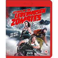 Attack Of The Lederhosen Zombies (UK-import) (BLU-RAY)