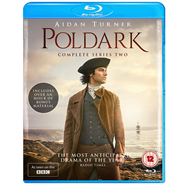Poldark - Sesong 2 (UK-import) (BLU-RAY)