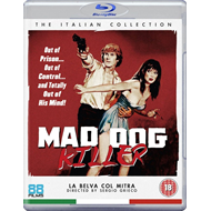 The Mad Dog Killer (UK-import) (BLU-RAY)